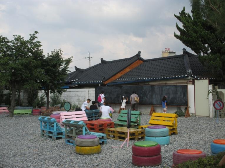 new public space
