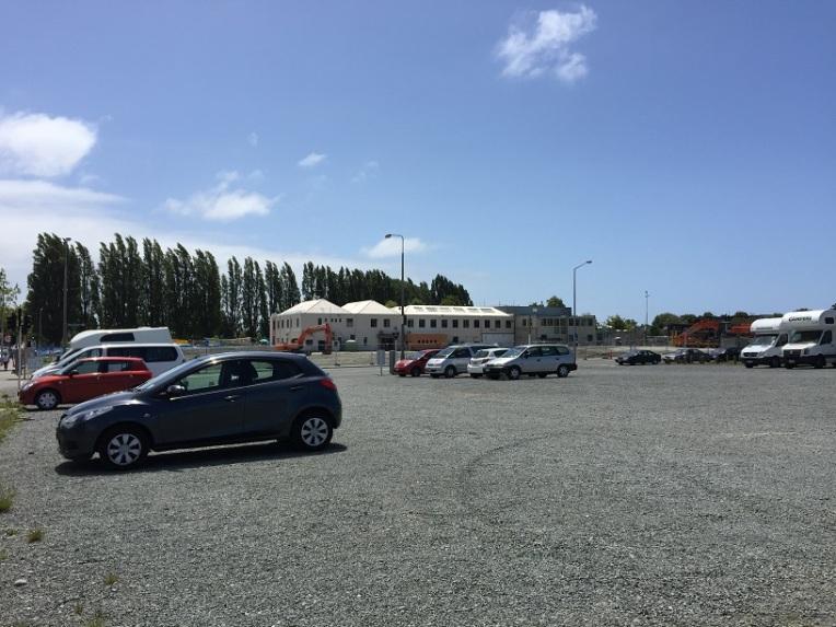 Gravel parking2