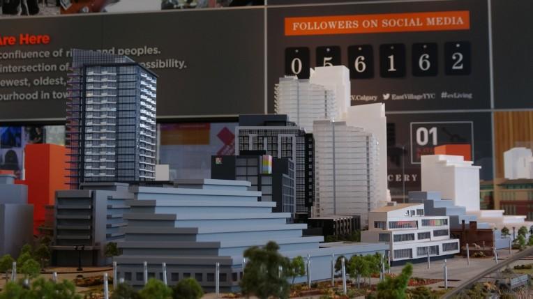 1East Village Model