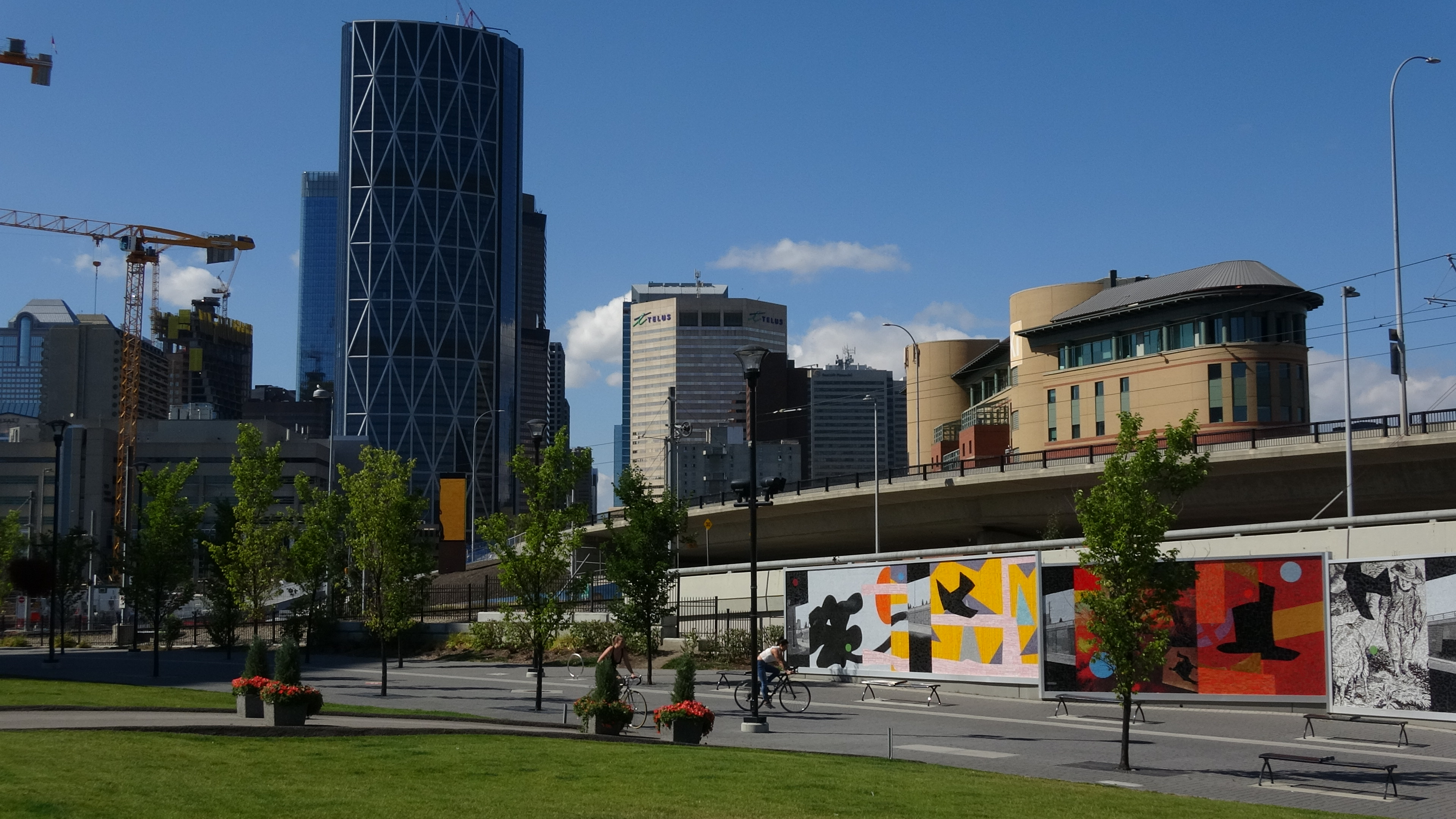 Shifting gear: the end of Calgary's oil boom